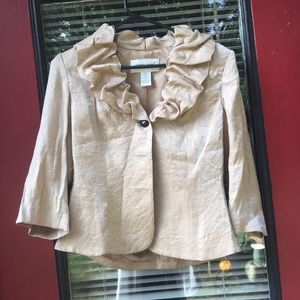 Jacket, evening vintage.  Victor Costa